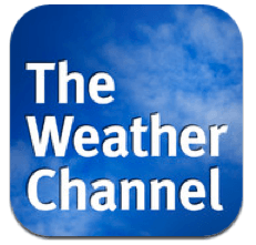 weather channel small