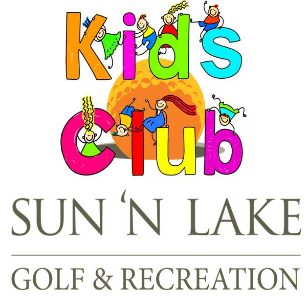 Kids Club - Sun N' Lake Golf an Recreation Logo